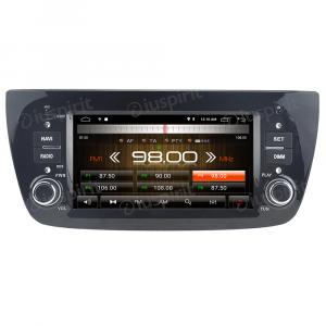 ANDROID 10 autoradio navigatore per Fiat Doblo 2010-2015 Opel Combo Tour 2011-2017 GPS USB WI-FI Bluetooth Mirrorlink