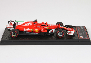 Ferrari SF70-H Gp Italy 2017 Sebastian Vettel Ltd 230 Pcs 1/43 BBR