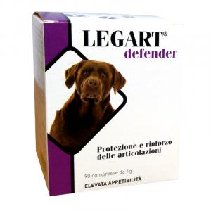 Legart defender (90 cpr) - contro l'eccessivo stress articolare - Aurora Biofarma