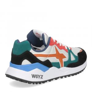 W6YZ Wolf-M white black orange-5