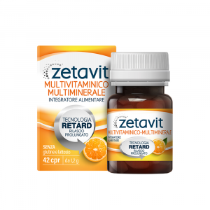 ZETAVIT MULTIVITAMINICO E MULTIMINERALE
