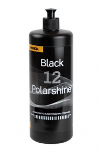 Polarshine 12 Black Pasta Lucidante - 1L MIRKA