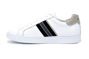 Sneaker fondo a cassetta
