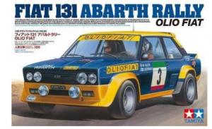 FIAT 131 ABARTH RALLY OLIO FIAT