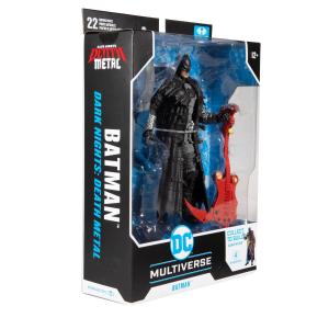*PREORDER* DC Multiverse - Death Metal: BATMAN by McFArlane Toys