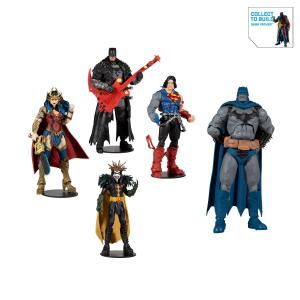 DC Multiverse: ROBIN KING (Dark Nights: Death Metal) by McFArlane Toys