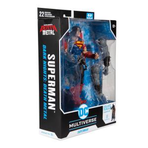 *PREORDER* DC Multiverse - Death Metal: SUPERMAN by McFArlane Toys
