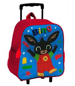 Trolley Bing coniglietto 27x31x11 cm