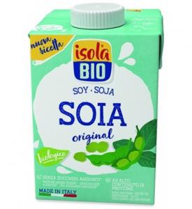 ISOLA BIO BEVANDA SOIA 500ML