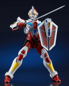 *PREORDER* Gridman the Hyper Agent: GRID GATTAI TOKUSATS EDITION by Good Smile Company