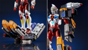 *PREORDER* Gridman the Hyper Agent: GRID GATTAI by Good Smile Company