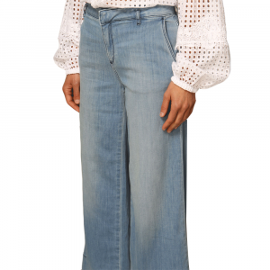 Jeans cropped PINKO 1J10L6.Y6KB.G14 -21