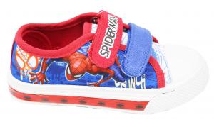 Scarpe Spiderman con luci in tela Estate 2021