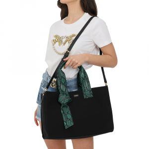 Shopper in tessuto PINKO 1P224E.Y6YK.Z99 -21
