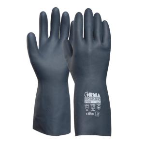 Guanti da lavoro in neoprene resistenti ai prodotti chimici Orma TechnoChem 21612