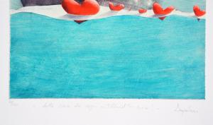 Santini Diego Stampa al giclèe con ritocchi manuali Formato cm 65x45