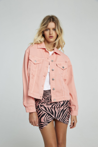 SHOPPING ON LINE ANIYE BY DENIM JACKET COLLECTION WOMEN'S SPRING SUMMER 2021