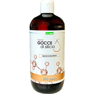 NANO GOCCE SILICIO 350PPM 500ML