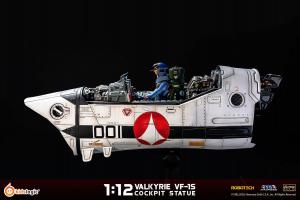 *PREORDER* Robotech Macross: VALKYRIE VF-1S COCKPIT 1/12 by Kids Logich