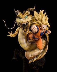 *PREORDER* Dragon Ball Z - FigartsZERO: SUPER SAIYAN 3 SON GOKU by Bandai Tamashii