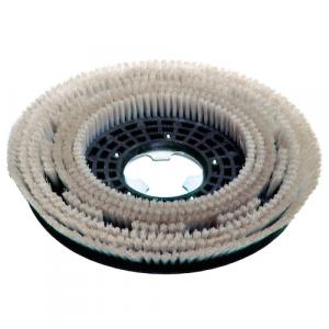 SPAZZOLA PER LAVARE cod. 00-261 da 20 pollici - 480 mm in PPL 0,6 valida per serie D. 505 Ghibli & Wirbel