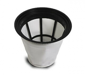 GS 2/62 FM kit filtro con cestello per aspirapolvere e aspiraliquidi IPC