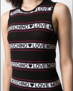 Abito donna Love Moschino