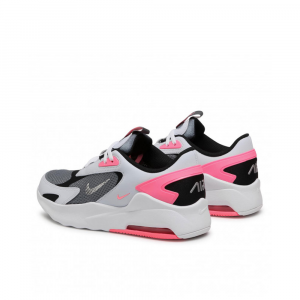 Nike Air Max Bolt Grigio Rosa da Donna