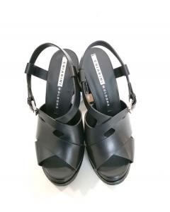 Sandali con tacco 1427 CHIARINI BOLOGNA