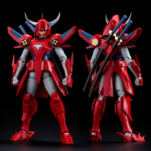 Samurai Troopers: REKKA NO RYO by Sentinel Toys