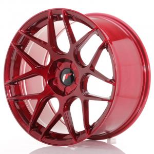 Cerchi in lega  JAPAN RACING  JR18  19''  Width 9,5   PCD Custom  ET ET Custom  CB 74,1    Red