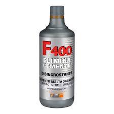 f 400 DISINCROSTANTE PER CEMENTO LT. 1 - FAREN