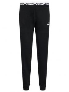 Pantalone Puma Donna - Amplified Pants Nero 585916 01