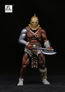 Combatants Fight for Glory - GLADIATOR wave1 by XesRay studio