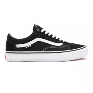 Vans Old Skool Shoes | Colore Black & White