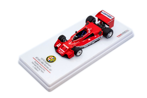 1978 Brabham Bt45C Alfa Romeo #2 Brazilian Grand Prix Parmalat Racing Team 1/43 TSM Model