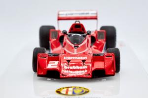 1978 Brabham Bt45C Alfa Romeo #2 Brazilian Grand Prix Parmalat Racing Team 1/43 TSM Model