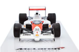 1989 Mc Laren Mp4/5 #1 German Grand Prix Winner Honda McLaren 1/43 TSM Model