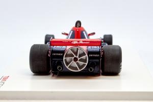1978 Brabham Bt46 Alfa Romeo Fan Car #1 Swedish Gp Winner Niki Lauda 1/43 TSM Model