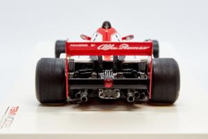 1978 Brabham BT46 Alfa Romeo #1  South African Grand Prix Parmalat Racing Team 1/43 TSM Model