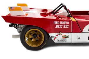 Ferrari 312PB #2 Andretti/Ickx 1/18 GMP