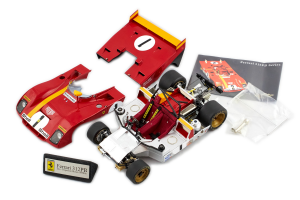 Ferrari 312Pb #1 Regazzoni-Ickx Monza 1/18 GMP