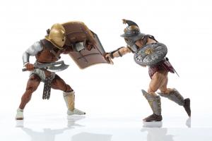 Combatants Fight for Glory - GLADIATOR Medocus