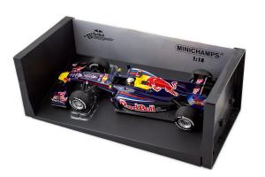 Red Bull Racing Renault RB6 Sebastian Vettel 2010 1/18 Minichamps