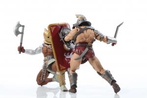 Combatants Fight for Glory - GLADIATOR Branthoc