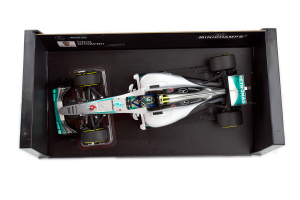 Mercedes Amg Nico Rosberg World Champion 2016 1/18 Minichamps
