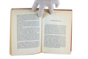 Libro Book Ferrari 80 - Enzo Ferrari- Ed.Arbe Officine Grafiche 1981 Italiano