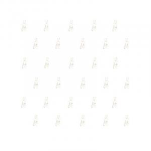 Mussola neonato Copertina multiuso Swaddle XL muslin Coniglio