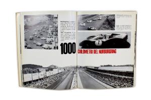 Libro Book Ferrari 1946-1966 Di F. Gozzi - Ed. Officine Grafiche Calderini