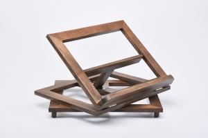 Leggio girevole in legno 32x40